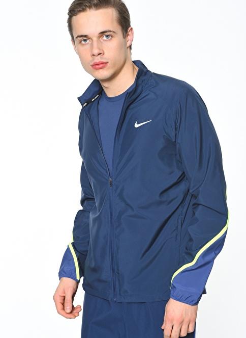 Nike Rüzgarlık Mavi